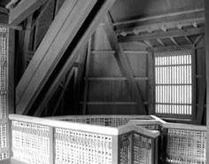 peter salter Pavilion, Stairs, Architecture, Wood, Interiors, Decor, Architecture Office, Places, Arquitetura