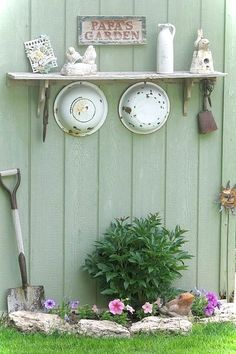 Cool 50 Awesome Garden Shed Design Ideas https://lovelyving.com/2017/11/30/50-awesome-garden-shed-design-ideas/