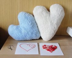 Heart Pillow Valentine's Day