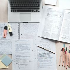 """dyslexicstudying: """" April 23rd {18/100} Day 18 of my 100 days of productivity! Today was another biology-heavy day. I spent most of my time re-writing my in-class notes and making sure that I actually understand all of the concepts. I was tackling..."""