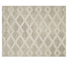 Chase Tufted Rug, 8x10', Natural