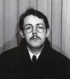 Paul McCartney, October, 1966