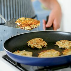 Basic Potato Latkes | {Cooking Light}