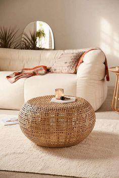 Urban Outfitters Marte Ottoman