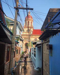 Santa Cruz Church  #SantaCruzChurch #Thonburi #MyKrungthep #Bangkok Hidden Treasures, Bangkok, Instagram Posts, Santa Cruz