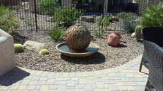 Rubix fountain