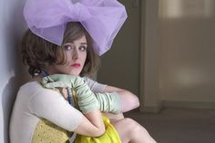 Roisin Murphy - You now me better. Baby Car Seats, Little Girls, I Am Awesome, Bows, Style Inspiration, Cool Stuff, Children, Headpieces, Inspirational