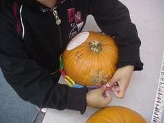 Fun Pumpkin Ideas for math and science