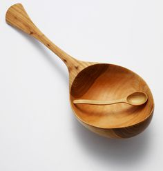 wooden spoon large and tiny
