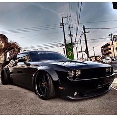 """Liberty Walk Challenger! TOTALLY WILD"