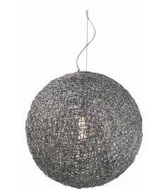 Gave hanglamp.   Ook erg leuk om zelf te maken.