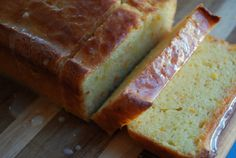 Kumquat yogurt bread