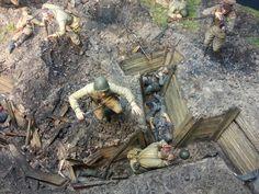 Dioramas and Vignettes: Penal battalion. The Breakthrough, photo #18