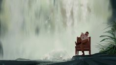 ArtStation - Waterfall, Mike Redman