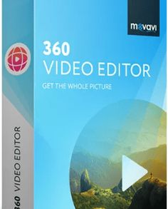 Movavi 360 Video Editor 1.0.0 Crack Product Key Free Activator