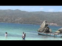 Playa de Cayo Levantado parte 3