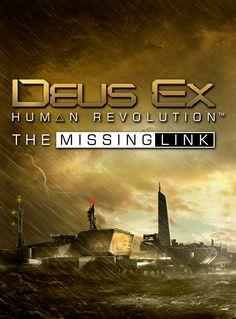 Deus Ex Human Revolution - The Missing Link Steam Pc Games, Deus Ex Human, Cyberpunk Games, Neon Nights, Missing Link, Revolution, Mad, Movies, Movie Posters