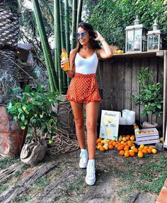 30 Stylish Streetwear Inspirations For Girls Who Love Style - Page 3 of 3 - Clothes - Outfits Summer Work Outfits, Summer Outfits Women, Spring Outfits, Summer Dresses, Summer Wear, Teen Outfits, Holiday Outfits For Teens, 1940s Outfits, Summer Vacation Outfits
