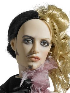 Sheehee - Sinister Circus series - Male doll? :-)   Tonner Doll Company