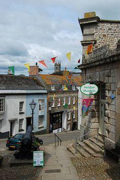 Helston Folk Museum, Cornwall, England
