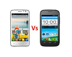 Micromax Canvas Juice A77 Vs ZTE Blade Q Maxi | Specs of Gadgets