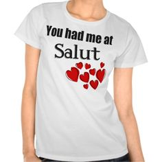 "parleremo - language - languages - romanian |  ""You had me at Salut"" Romanian Hello T-shirts"