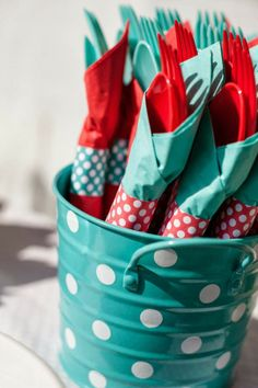Turquoise Polka Dot Paper Plates /Aqua And Red Polka Dot Party via Kara's Party Ideas. Polka Dot Birthday, Polka Dot Party, Polka Dots, Bbq Party, Anniversaire Pin Up, Red Turquoise, Red And Teal, Aqua Blue, Purple