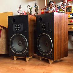 JVC sx-11 speaker stereovintage