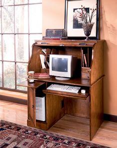 Kleine Roll Top Schreibtisch Büro Möbel Für Zu Hause Wand Einheiten Könnte  Von Mehreren Verschiedenen