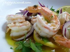 Southern Pickled Shrimp Recipe