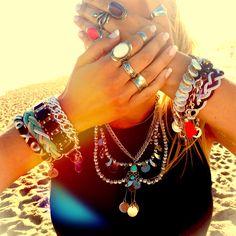 Boho. Style. Diseño argentino. Joaquinhas accesorios. Moda. Gypsy