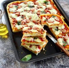 Tortellini, Hawaiian Pizza, Vegetable Pizza, Buffet, Food And Drink, Vegetables, Recipes, Pizza Fritta, Mozzarella