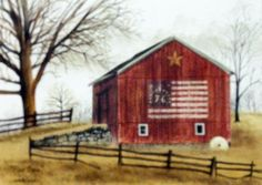 Billy Jacobs The Flag Barn