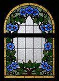 Blumenfenster Kirchenfenster 1