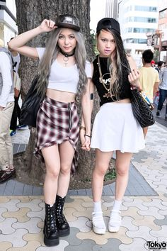 VLC Trends: Street Style x 2