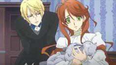 Edgar y Lydia