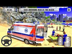 City Ambulance Rescue - Police Emergency Ambulance Rescue Simulator - Android Gameplay - YouTube
