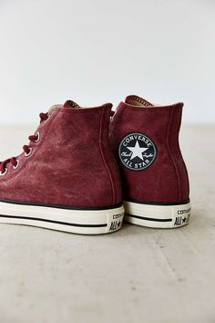 Converse Chuck Taylor All Stars Washed High-Top Men's Sneaker #sneakersconverse #hightopsneakers