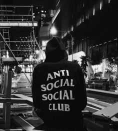 23.00$ (Buy here: http://alipromo.com/redirect/product/olggsvsyvirrjo72hvdqvl2ak2td7iz7/32661052893/en ) New ANTI SOCIAL SOCIAL CLUB ASSC Classic HOODIE hiphop Men Kanye Yeezy Hoodies Palace Skateboard Hoodies Men Pullover 1:1 Qualit for just 23.00$