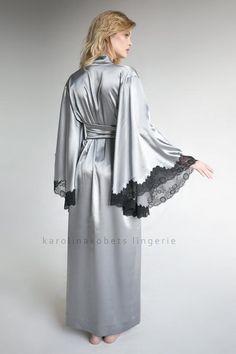 Baylis Knight Black Stretch Satin Drape BOMBSHELL Fitted Confidence Pencil Dress