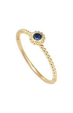 LAGOS 'Covet' Stone Caviar Stack Ring available at #Nordstrom