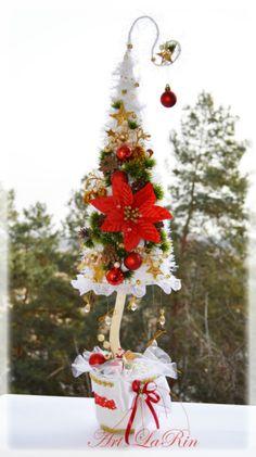 Gallery.ru / Фото #107 - *Новогоднее оформление подарков***Happy New Year* - larin-dobro