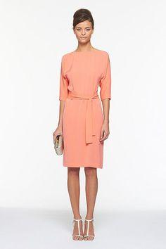beautiful and simple... dvf's maja dress