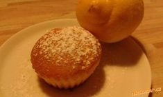 Výborné citrónové muffiny
