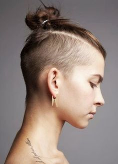 20 Awesome Undercut Hairstyles for Women                                                                                                                                                                                 More