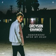 """""""Afterlife"""" by Greyson Chance was added to my Discover Weekly playlist on Spotify"""