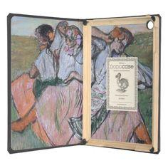Three Russian Dancers by Edgar Degas iPad Air Covers