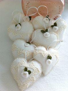 Pretty little hearts