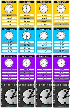 Telling Time to the Quarter Hour Bingo - 25 Different Game Boards - CCSS After School, Pre School, Math Clock, Job Info, Karaoke, Teaching Time, Math Classroom, Maths, School Hacks