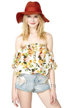Best Buds Crop Top | Shop Tops at Nasty Gal
